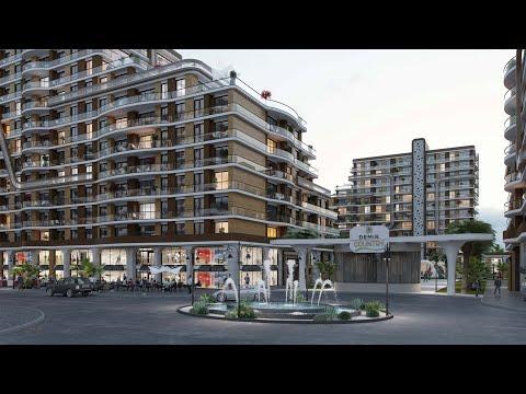 مشروع ديمير في اسطنبول الاوروبية