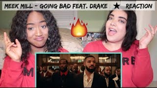 Meek Mill - Going Bad feat. Drake (Official Video) | REACTION