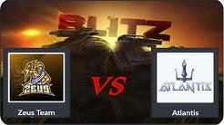 💥Блиц N10.20 | Hard 3 | Atlantis vs Zeus Team (Kungur_MM)