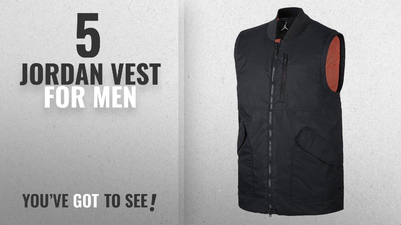 db625298ec Top 10 Jordan Vest  2018    Jordan Lifestyle Vest 807953 060 ...