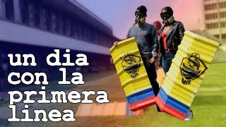 Un día en la PRIMERA LÍNEA | Mis videos PRIVADOS