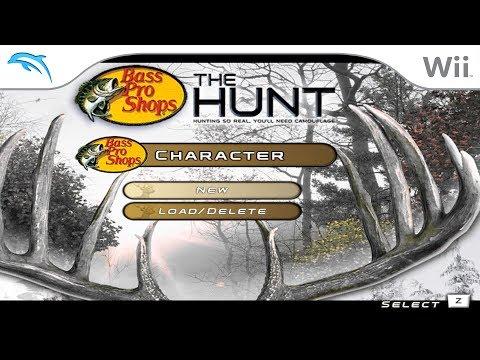 Bass Pro Shops: The Hunt | Dolphin Emulator 5.0-8617 [1080p HD] | Nintendo Wii
