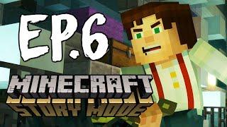 Minecraft: Story Mode - Эпизод 3 - Хранители Края #6