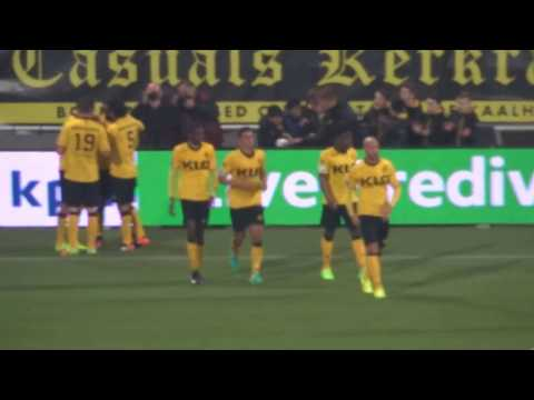 Roda J.C. Kerkrade - Go Ahead Eagles - Goal Kum