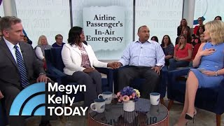 Parents Are Suing American Airlines Over The Death Of Their Daughter On Flight   Megyn Kelly TODAY