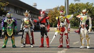 2014年12月13日ロードショー Japanese movie Kamen Rider × Kamen Rider...