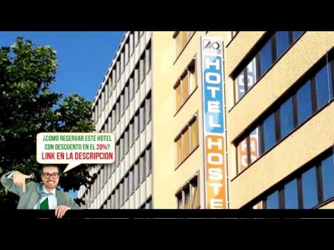 A&O Frankfurt Galluswarte, Frankfurt, Germany, HD Revisión