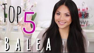 TOP 5 Balea Produkte mit Sabrina Cherie Thumbnail