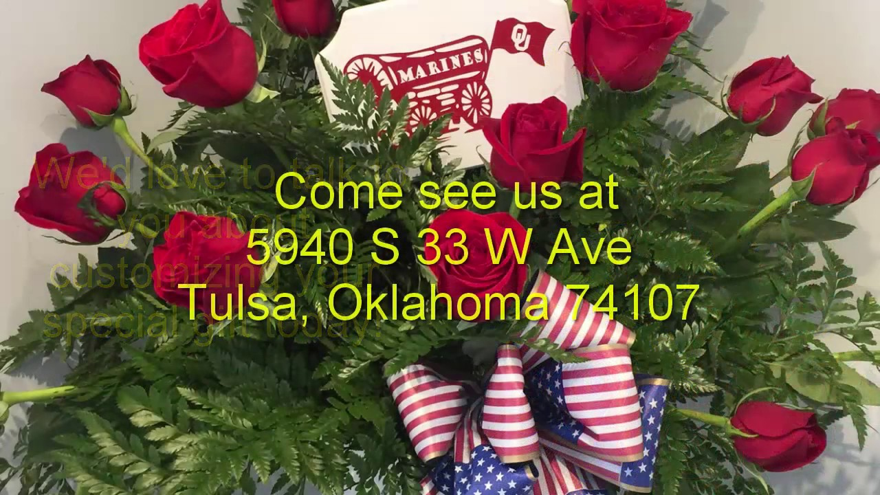 West Side Flowers and Gifts Commercial Oct. 2018. Tulsa Video Magazine