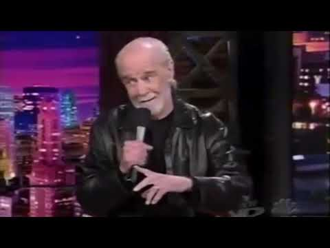 George Carlin - Modern Man, Freestyle (NEW SONG)