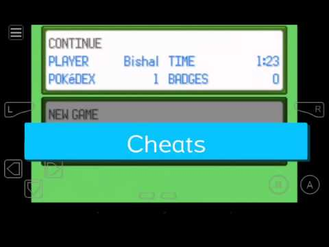 Pokemon Glazed Cheats 100% working (Arceus, Groudon etc....)
