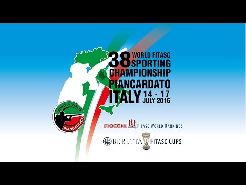 38° Sporting World Championship fitasc.