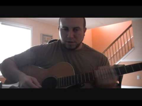 Santa Monica by Theory of a Deadman Acoustic Lesson and cover.