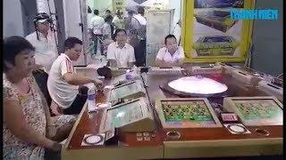 Lật tẩy ổ cờ bạc núp bóng khu vui chơi giải trí