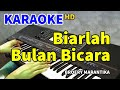 BIARLAH BULAN BICARA - Broery Marantika  KARAOKE