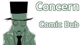 Concern [Villainous PaperHat Comic Dub]