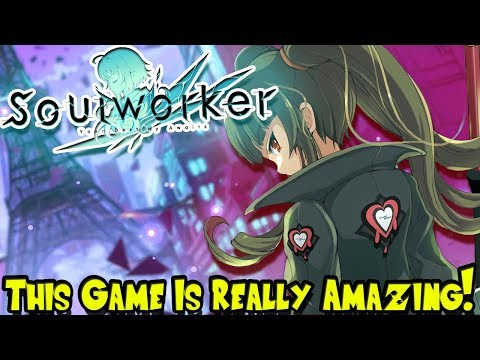 Soul Worker (Free Anime MMO) - Gameplay | THIS GAME IS REALLY AMAZING! *Sponsored*
