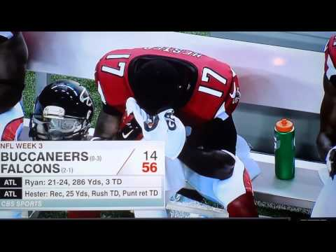 Devin Hester surpasses Prime Time!