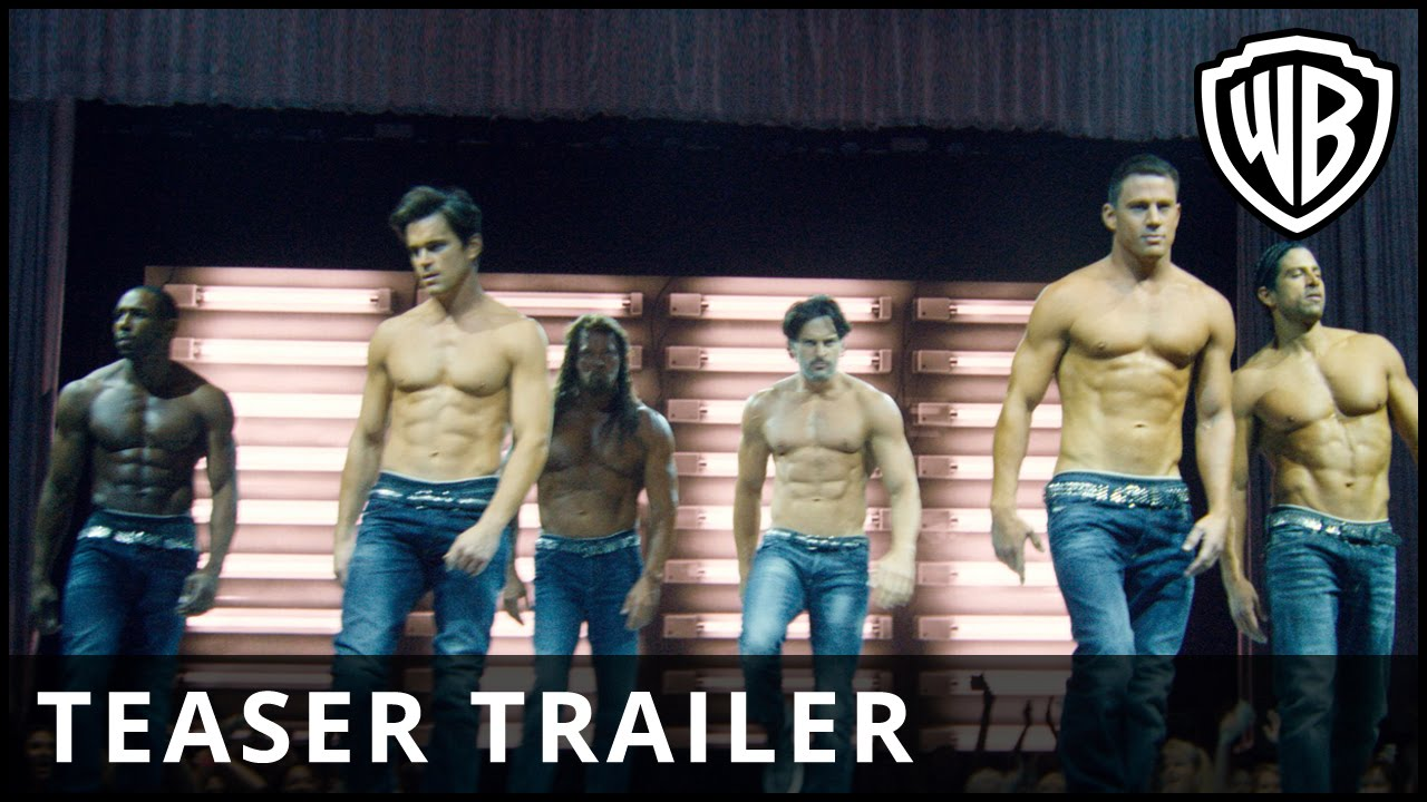 Magic Mike XXL (2015), directed by Gregory Jacobs | Film review