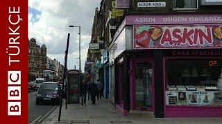 AB referandumu: Londra'daki Türkiye kökenliler ne diyor? - BBC TÜRKÇE