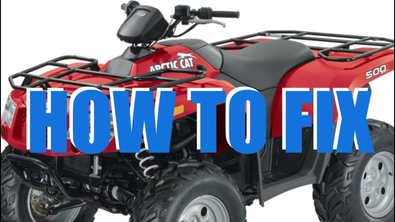 hight resolution of arctic cat idles rough 150 250 300 366 375 400 500 550