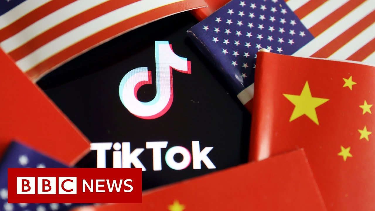 What's going on with TikTok? - BBC News