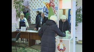 Выборы на Гомельщине