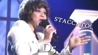 SHE MIXED THAT F6!!!| Deniece Williams