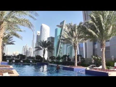 Tallest hotel in the world luxurious five star jw for Tallest hotel in the world