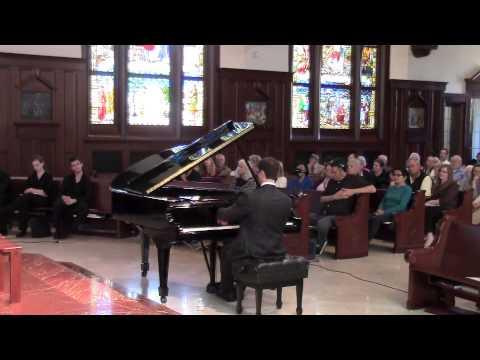 Daniel Newman-Lessler USC Senior Recital Piano