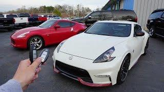Nissan Nismo 370Z 2012 Videos