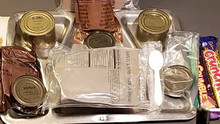 Vietnam War Era MCI plus MRE review 🔴Oldsmokey Live Stream
