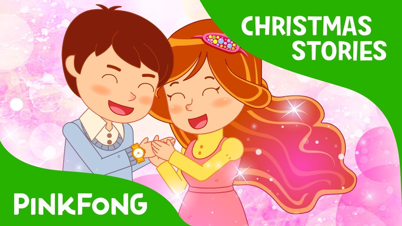 The Gift of Christmas | Christmas Story | Pinkfong Stories for Children