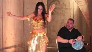 SIMONA MINISINI & CHRONIS TAXIDIS @BOW Gala Show 2015 - Live Improvisation