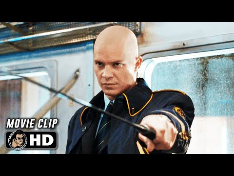 "HITMAN Clip - ""Sword Fight"" (2007)"
