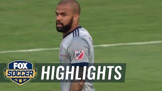 Columbus Crew SC vs. Chicago Fire | MLS Highlights | FOX SOCCER