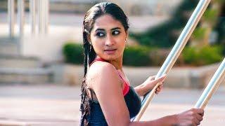 Swamy Ra Ra Movie Pooja Swimming Scene | Nikhil, Swathi | Sri Balaji Video