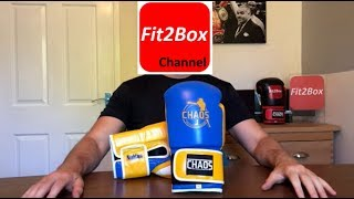 CHAOS BOXING LOMACHENKO SPECIAL EDITION NO MAS GLOVE REVIEW