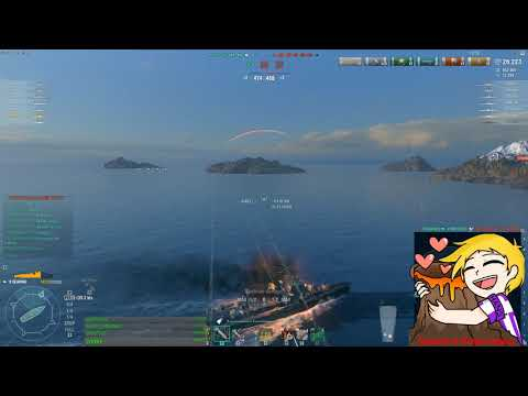 World of Warships - The match or the chat? which is funnier?