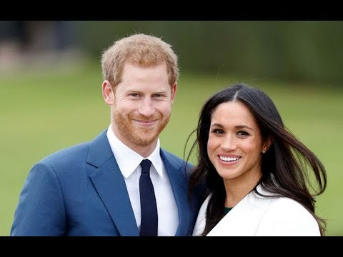 Watch Prince Harry and Meghan Markle's wedding festivities L