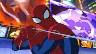 Великий Человек-паук - Песочный человек возвращается - Сезон 2 Серия 24 | Marvel