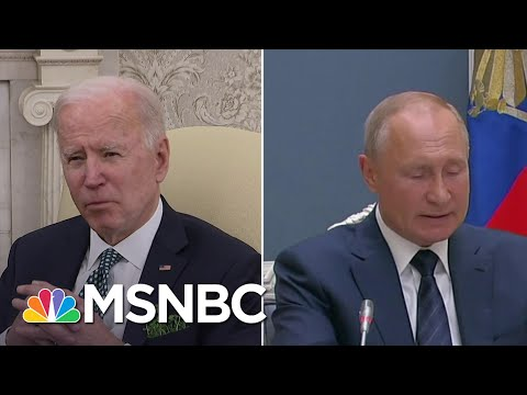 Fmr. Amb. McFaul On Russia-US Relations   Ayman Mohyeldin   MSNBC