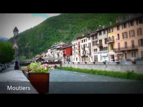 Places To See In ( Moutiers - France )