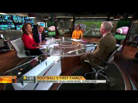 Archie Manning talks Eli football gear allegations, Super Bowl XLVIII, his football star sons