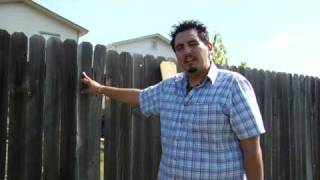 Home Repair & Maintenance Tips : Repairing Wooden Fences