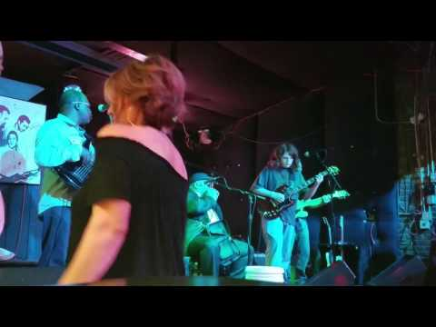 Tank Plays the Blues with Blind Mississippi Morris on Beale Street on 04/21/17