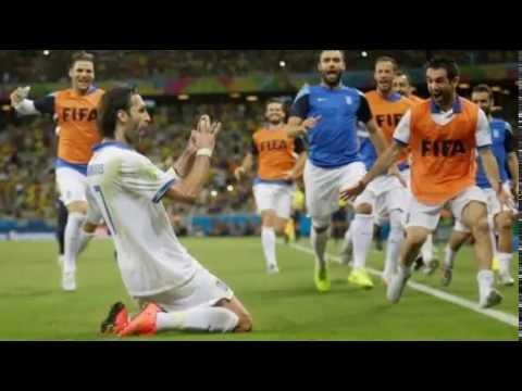 Georgios Samaras Vs Ivory Coast (24/06/14) - VIMEO LINK IN DESCRIPTION