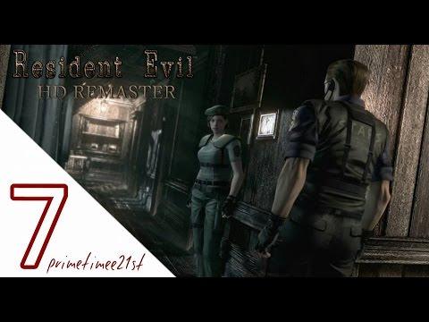 Resident evil hd remaster ps4 jill walkthrough part 7 j for Plante 42 resident evil