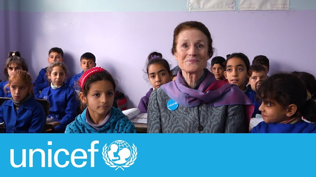 Just a reminder > Executive Director Henrietta H. Fore in Syria | UNICEF