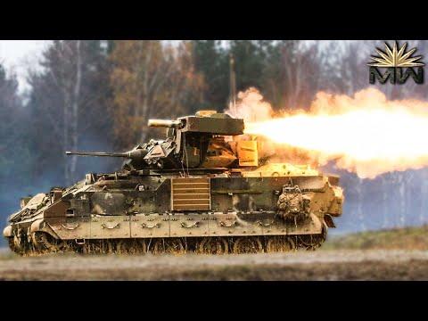 M2 Bradley ⚔️ US IFV [Review]